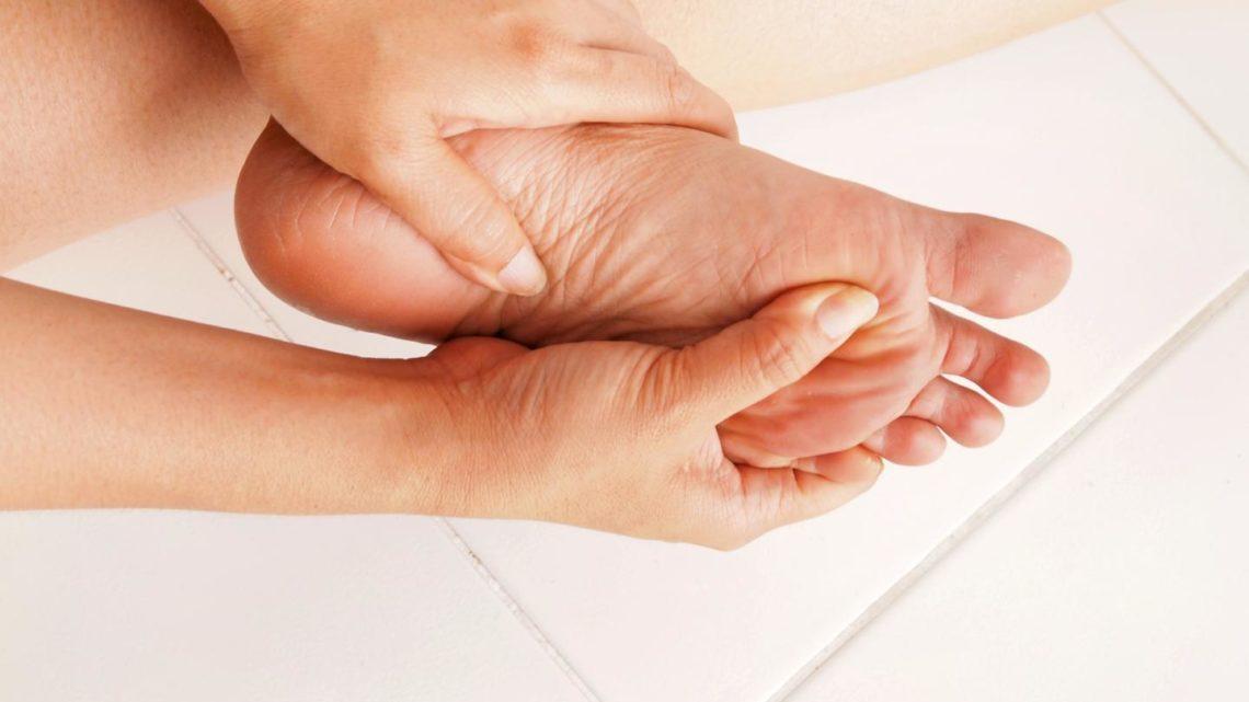 Zapalenie rozcięgna podeszwowego. Stopy to podstawa całego układu kostnego.